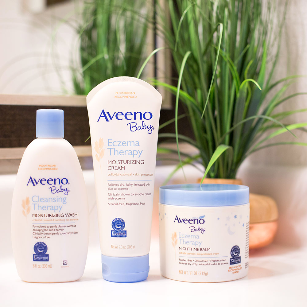 Baby Eczema Causes & Treatments | AVEENO®