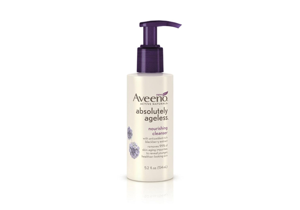 AVEENO® Absolutely Ageless™ Nourishing Cleanser