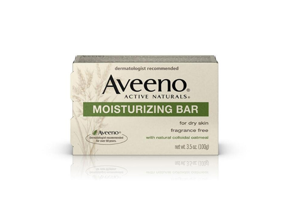 Moisturizing Facial Cleansing Bar For Dry Skin Aveeno 174