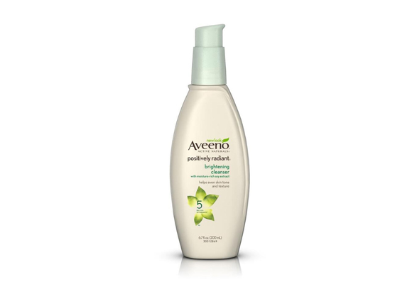 AVEENO® POSITIVELY RADIANT® Brightening Cleanser