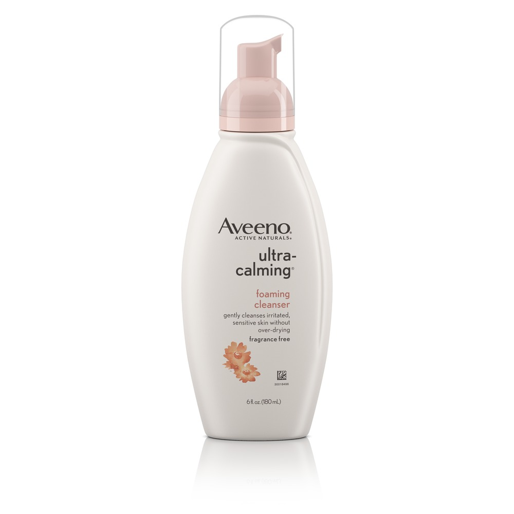 AVEENO ULTRA-CALMING® Foaming Cleanser