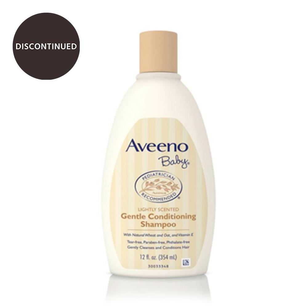 AVEENO® Baby Gentle Conditioning Shampoo
