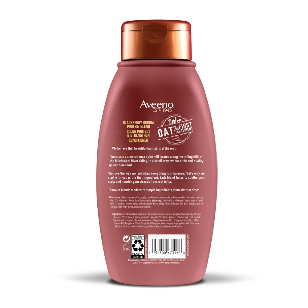 AVEENO® Blackberry and Quinoa Protein Blend Conditioner