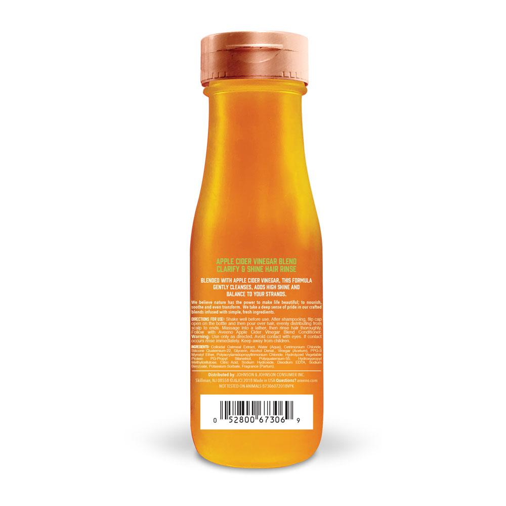 AVEENO® Apple Cider Vinegar Blend In-Shower Rinse