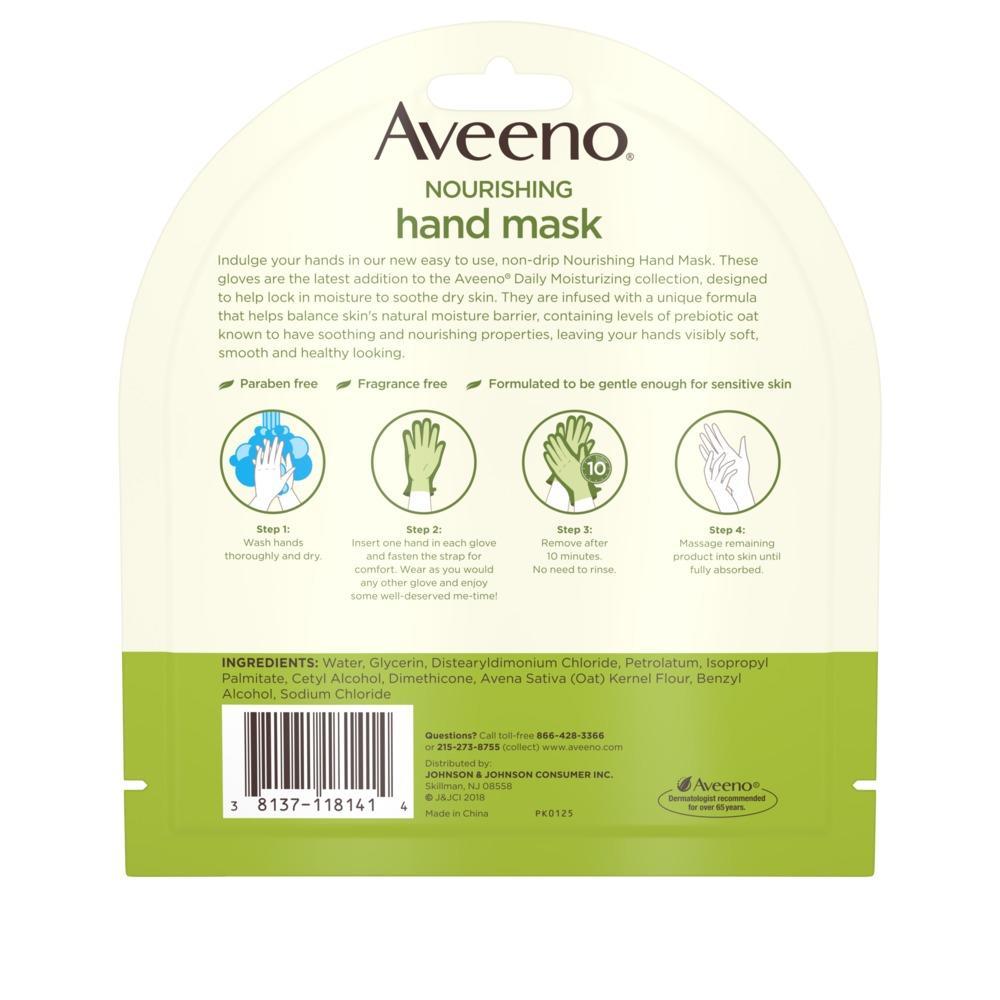 AVEENO® Nourishing Hand Mask