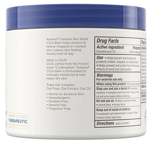 AVEENO® Cracked Skin Relief CICA Balm