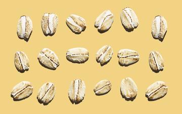 Ingredientes para el cuidado de la piel de Aveeno: avena