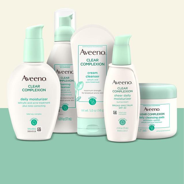 Facial Skin Care Products | AVEENO®