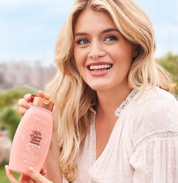 kefir probiotic blend shampoo
