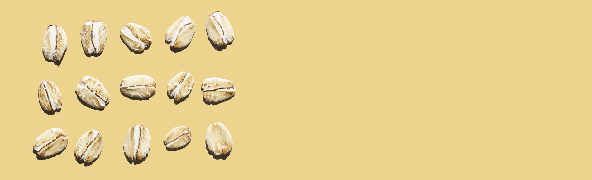 hojuelas de avena arrollada para los productos de aveeno