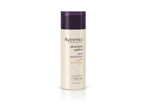 AVEENO® Absolutely Ageless™ Daily Moisturizer with Sunscreen Broad Spectrum SPF 30