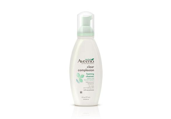Opinion Aveeno facial cleansers return theme