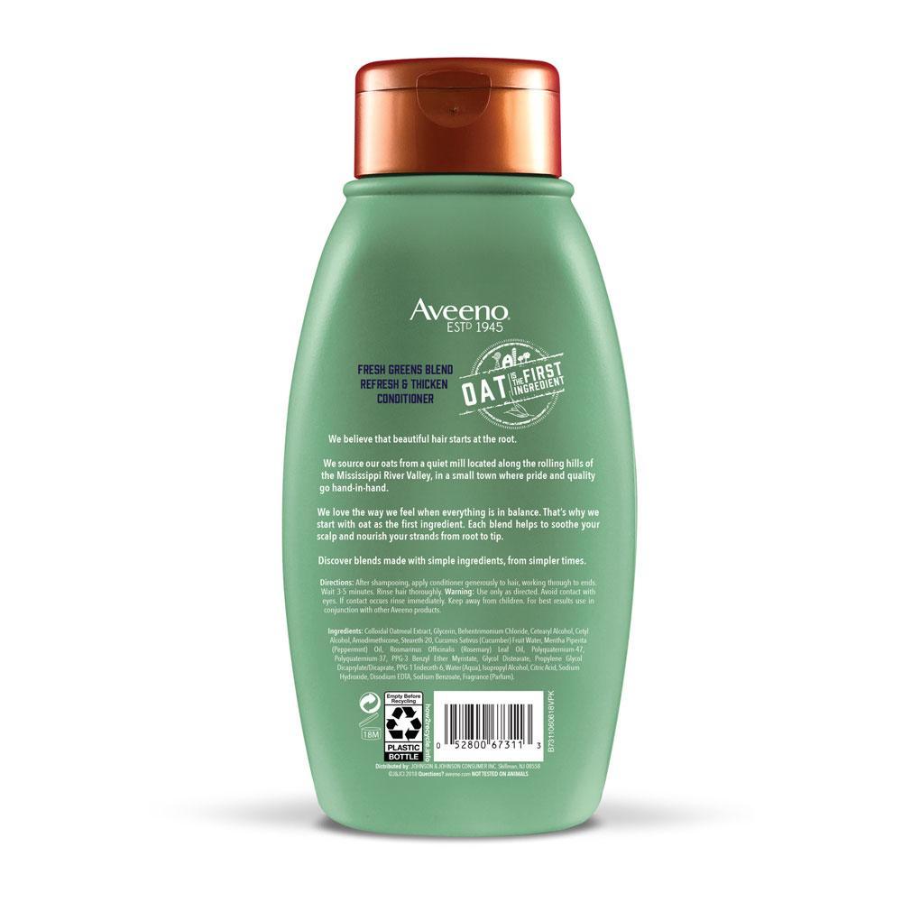 AVEENO® Fresh Greens Blend Conditioner
