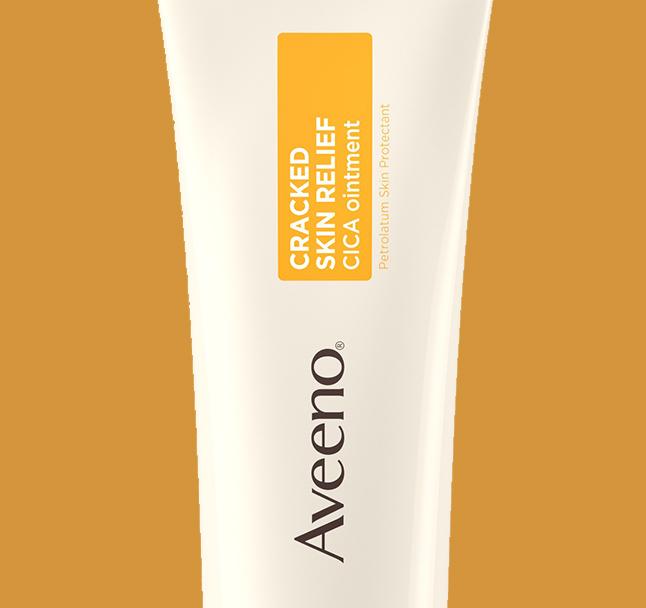 ungüento para la piel agrietada de aveeno, para piel corporal intensamente seca