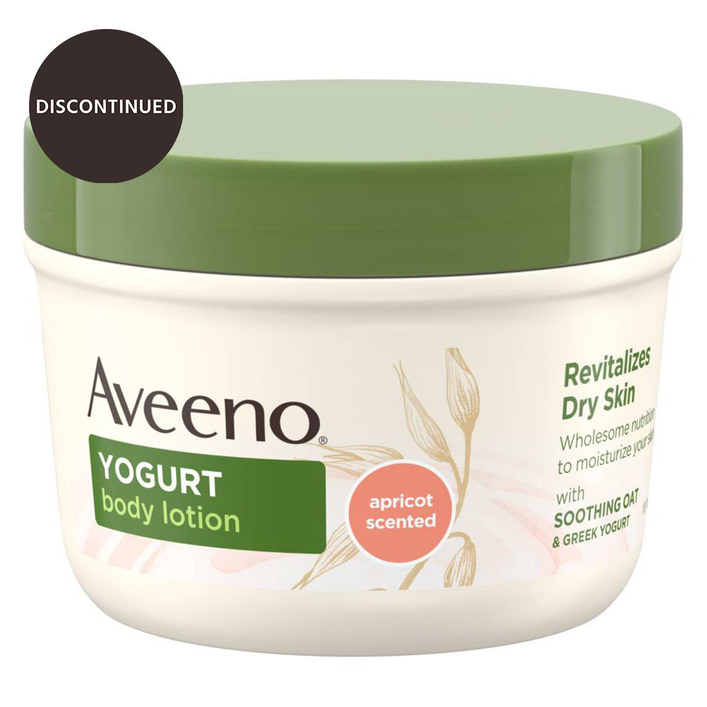 AVEENO® Daily Moisturizing Body Yogurt Lotion Apricot & Honey